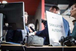 simulátor autizmu